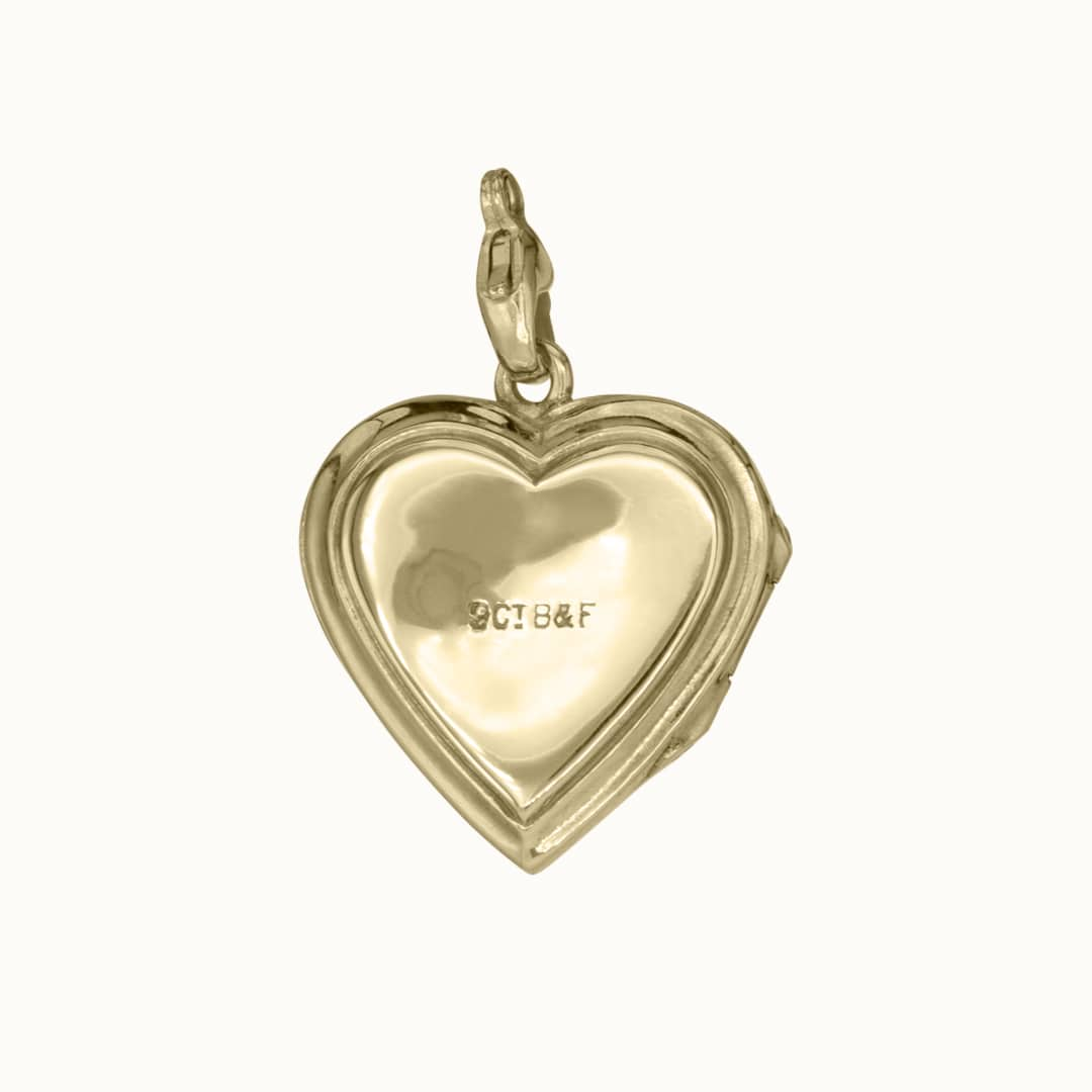 Hope | 9K Heart Locket