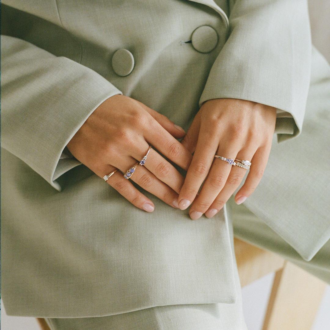 Donna | 18K Diamonds