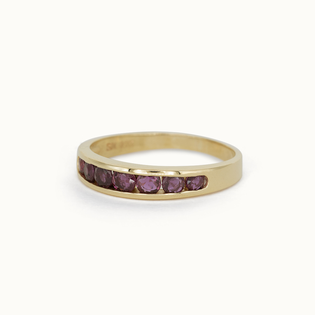 Selby   14K Ruby