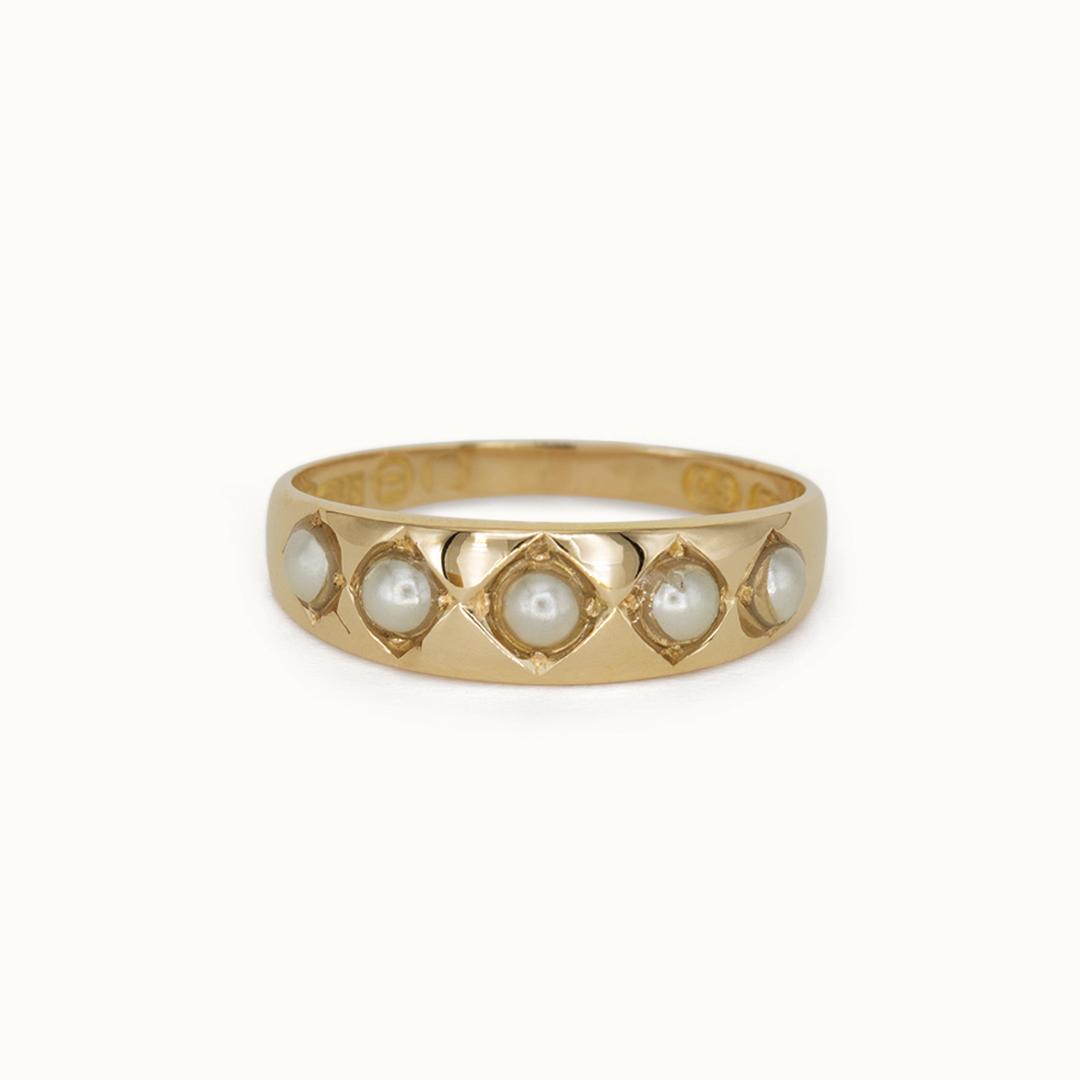 Perla | 15K Pearls