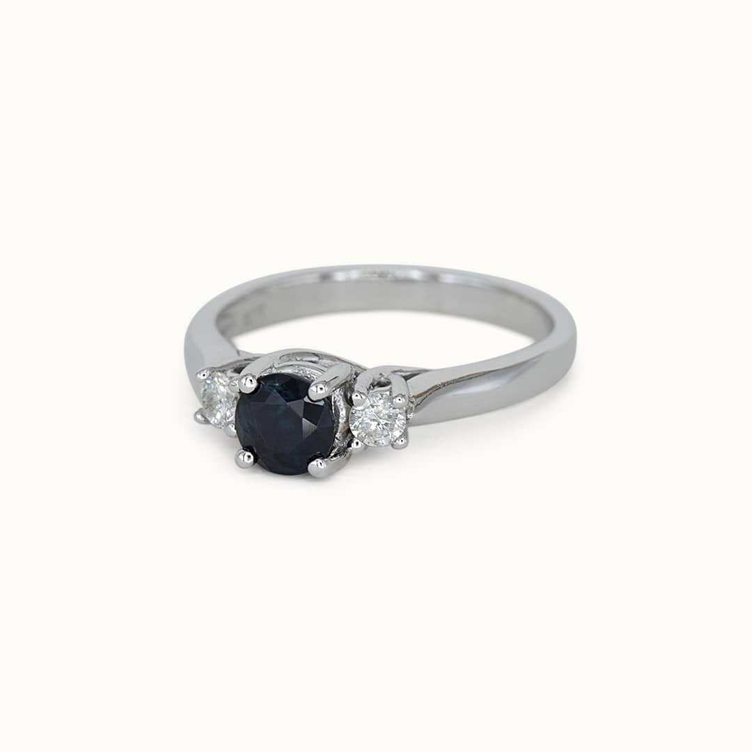 Issi | 14K Sapphire