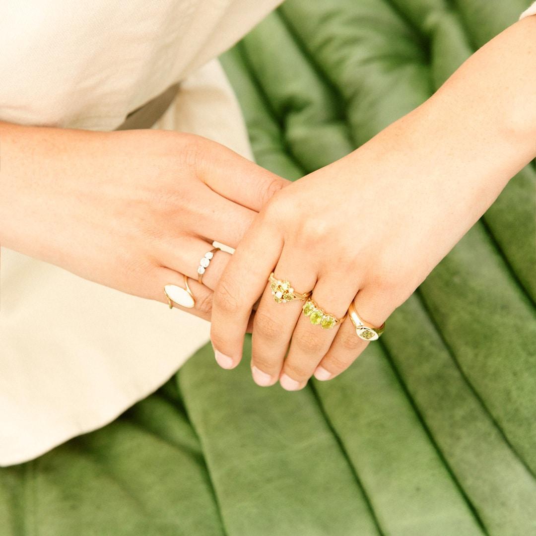 Eleanor | 18K Diamond