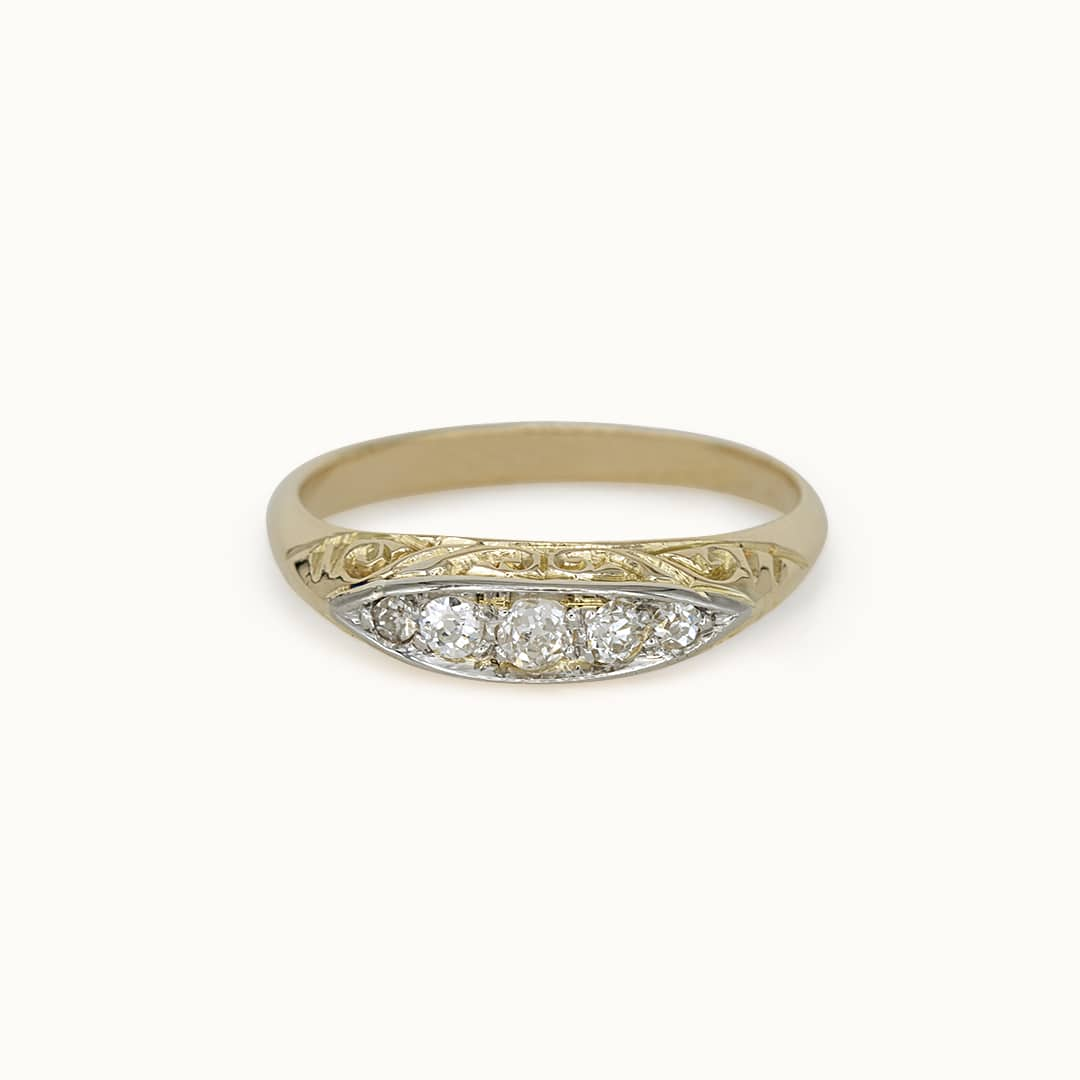 Dana | 18K Diamond