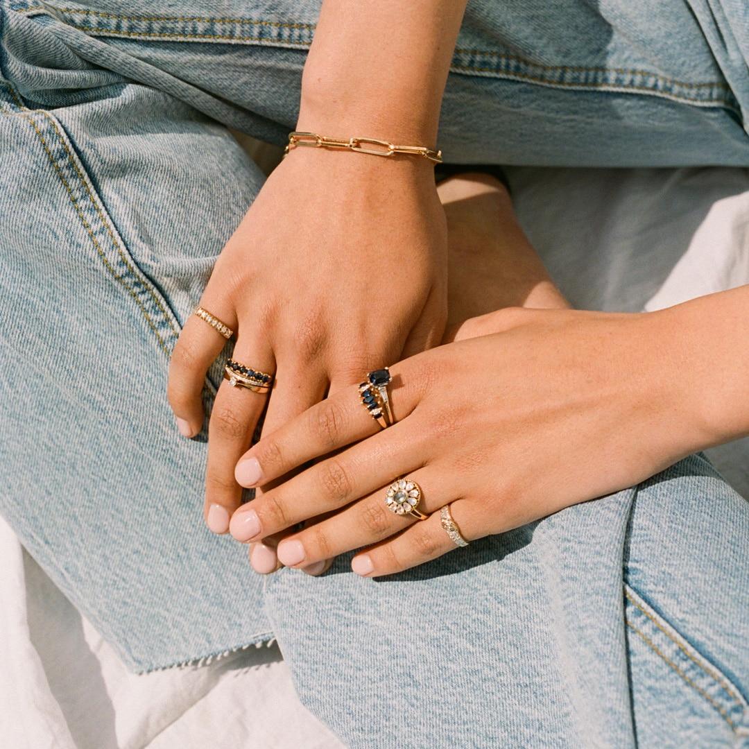 Bodil | 14K Diamond