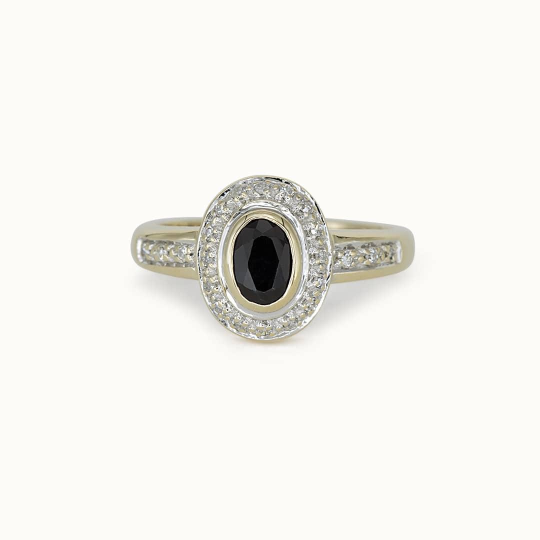 Devi | 9K Diamond & Sapphire