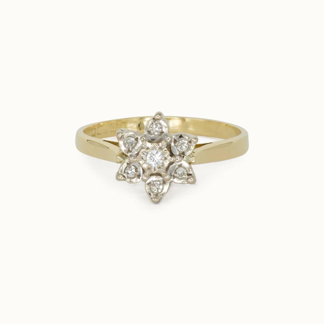 Bonnie | 18K Diamond