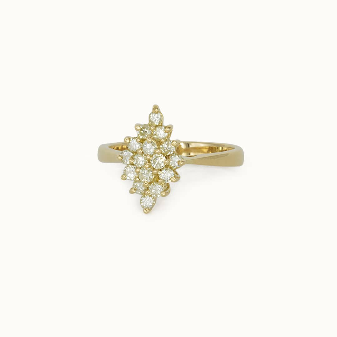 Ciara   18K Lemon Diamond