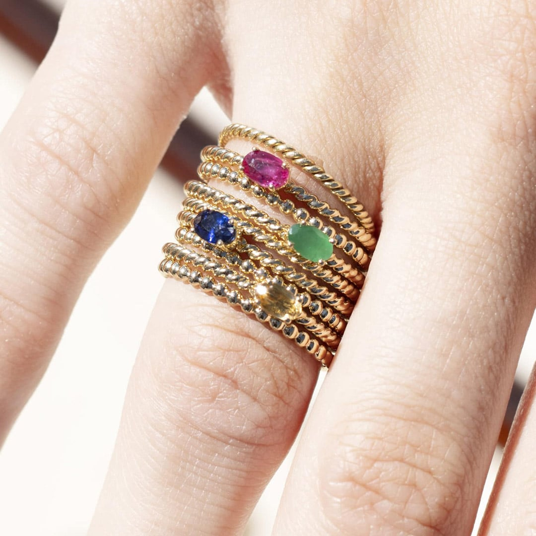 amsterdam vintage jewels conscious collectie Louise
