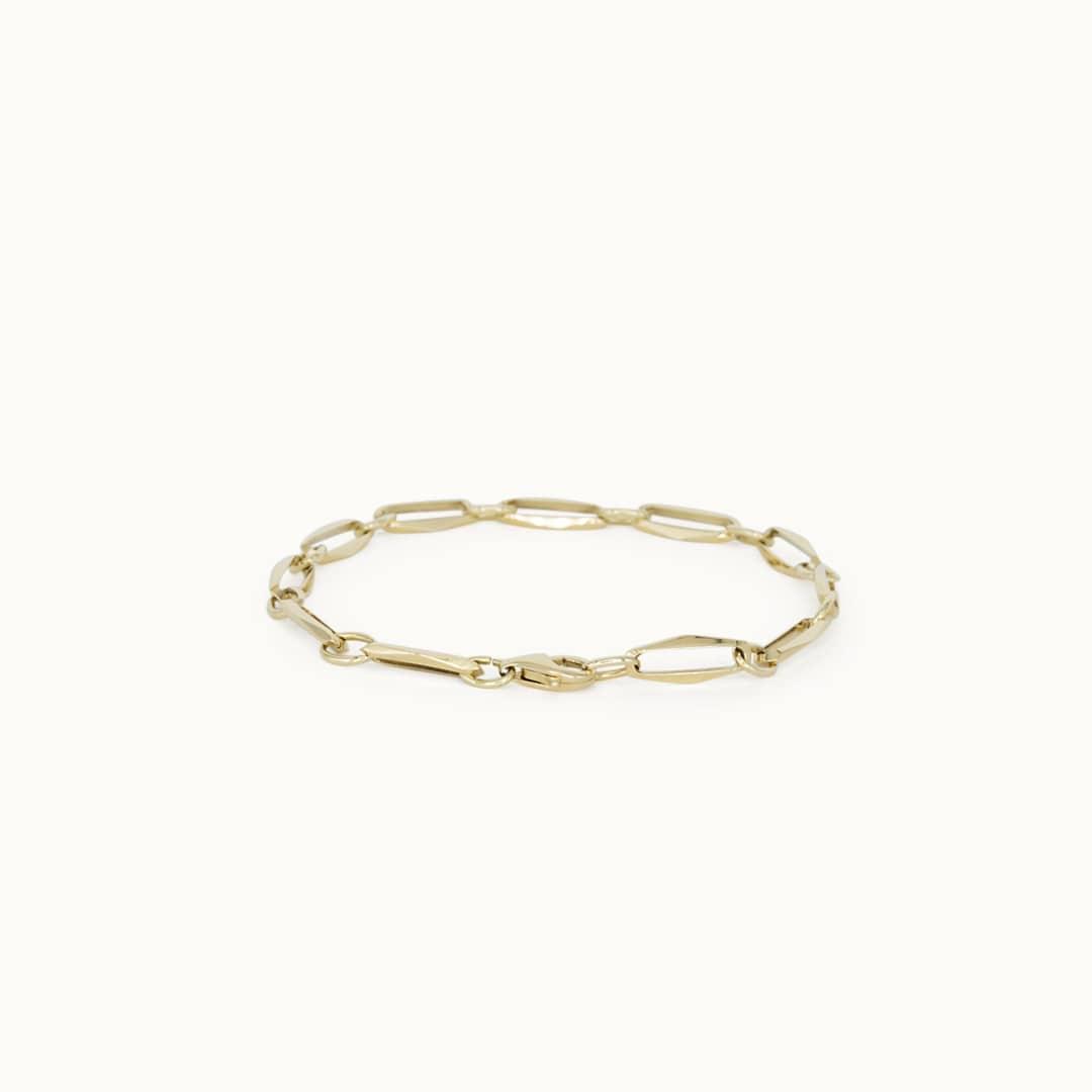Ulli | 14K Link Bracelet