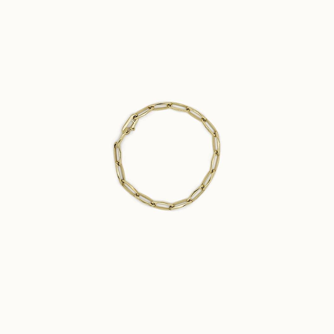 Sarah | 14K Forever Closed Bracelet