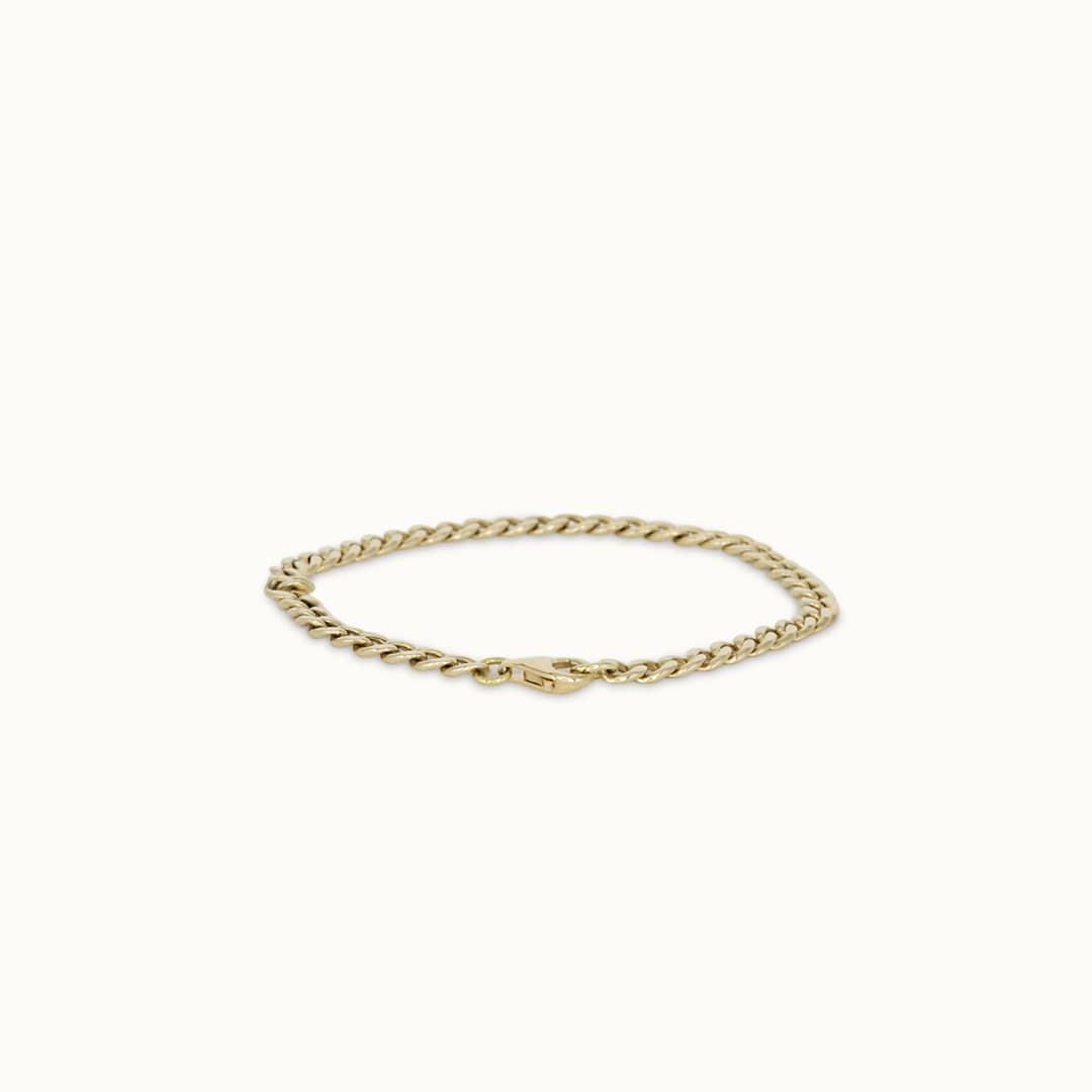 Juli | 14K Gourmet Link Bracelet