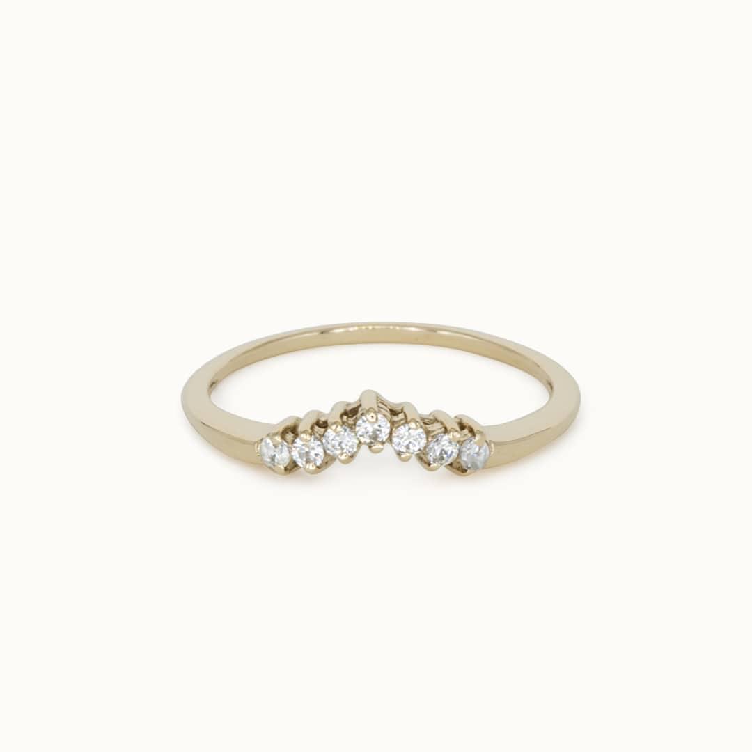 Sylvie | 10K Diamond